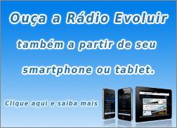 Ouça a Rádio Evoluir